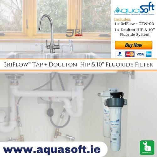 doulton hip u0026 fluoride 3riflow tfw - Fluoride Filter