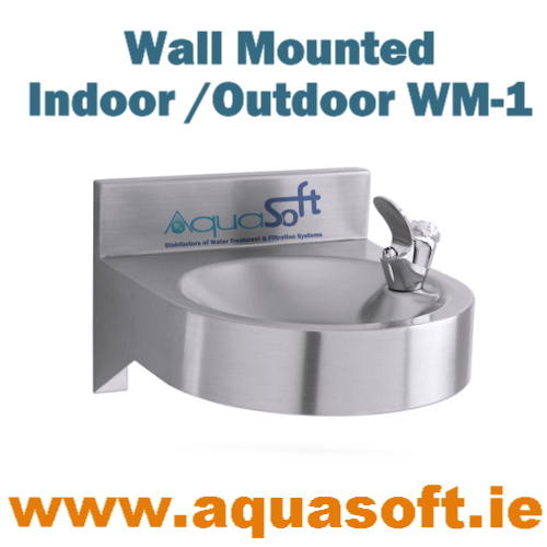 Wall Mounted Indoor/Outdoor Water Fountain - WM-1