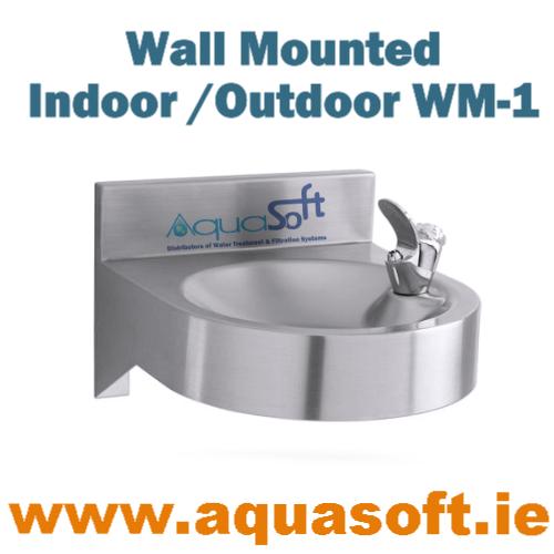 Wall Mounted Indoor Outdoor Water Fountain Wm 1