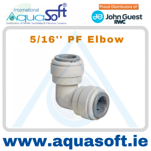 5/16'' PF Elbow - PM0308S