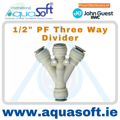 1/2'' PF Three Way Divider - PI491616S