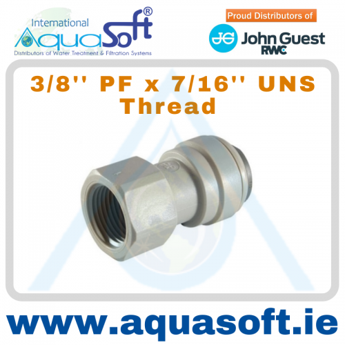 3/8'' PF  x 7/16'' Uns Thread - CI3212U7S