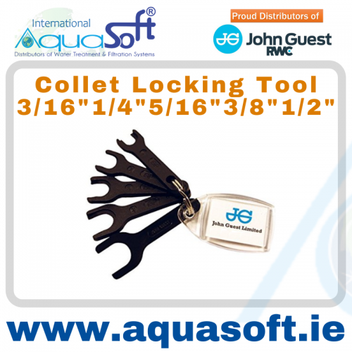 John Guest Collet Release Tools Set