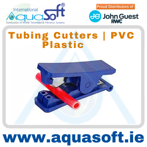 Tubing Cutters | PVC Plastic - T4 Orange