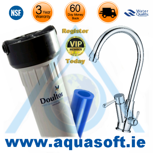 Doulton® HIP Undersink Triflow combi Water System