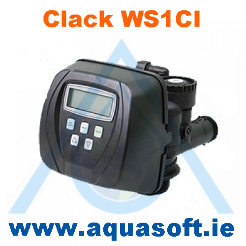 Clack® WS1 CI Five Button Digital Valve