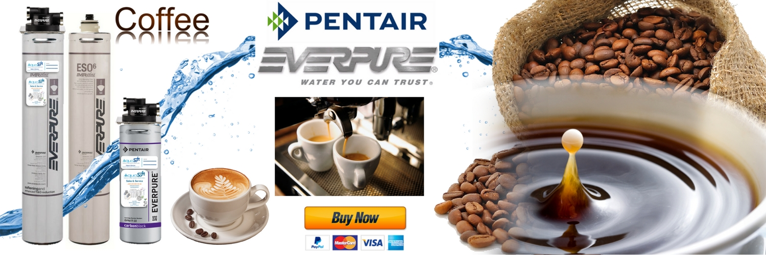 Everpure Coffee Water Filters Ireland