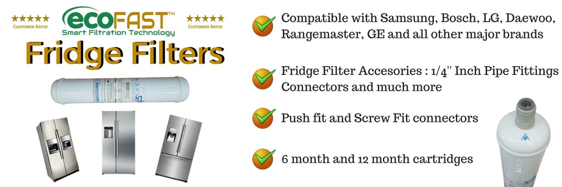 Fridge Water Filters