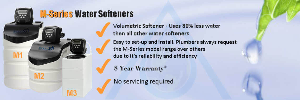Water Softener Banner