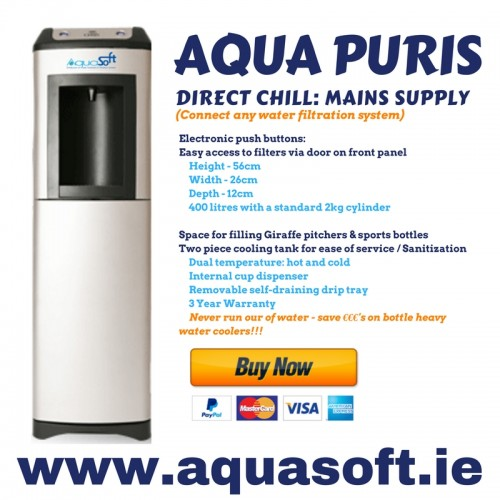 Water Cooler: PURIS Direct Chill