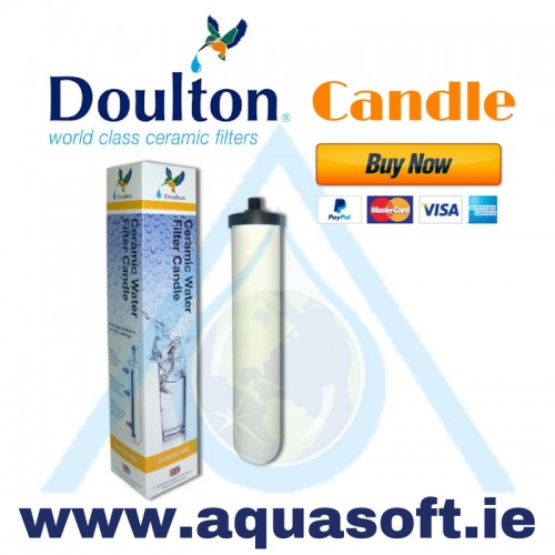 Doulton® Supercarb Candle - W9122050