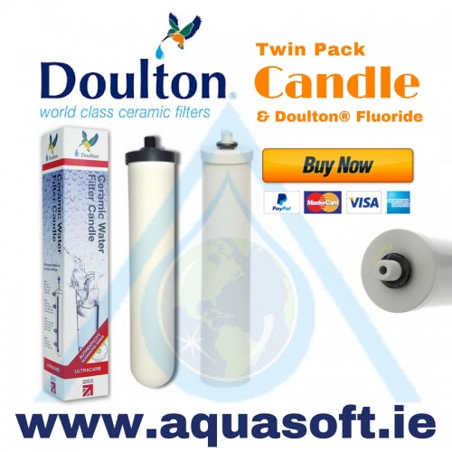Doulton® Ultracarb W9123053 & Fluoride W9125030
