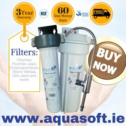 Doulton® HIP & 10'' Fluoride Filtration System