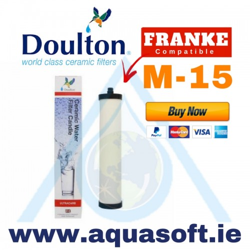 Doulton® M15 Ultracarb W9223021 - FRANKE