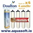 Doulton® Supercarb Candle Pack of 4 - W9122050