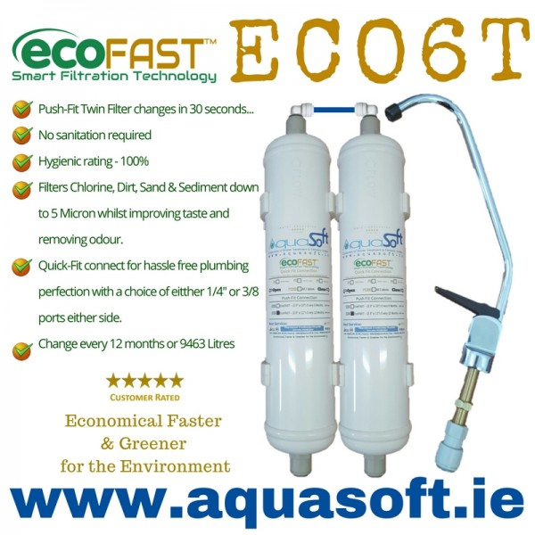 Ecofast Eco6t Filter System Flr 01 Tap Buy It Now