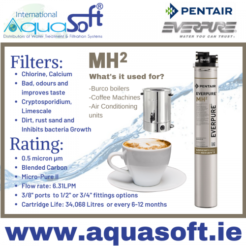 Everpure® Mh2 Water Filter System
