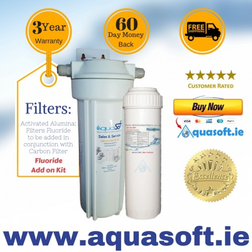 Fluoride Water Filtration Kit Add on - P3 Kit
