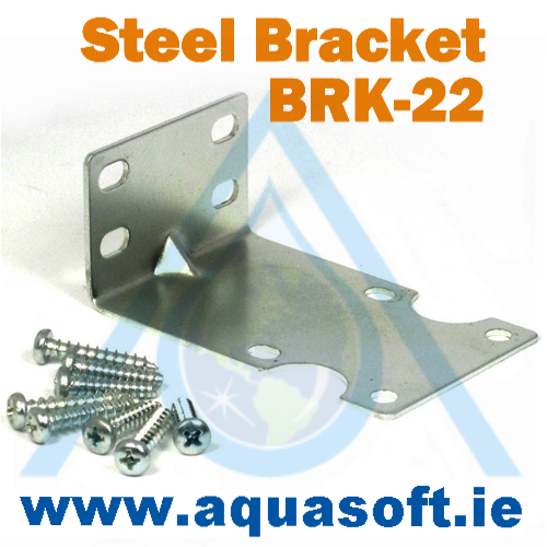 Steel Housing Bracket: BRK-22
