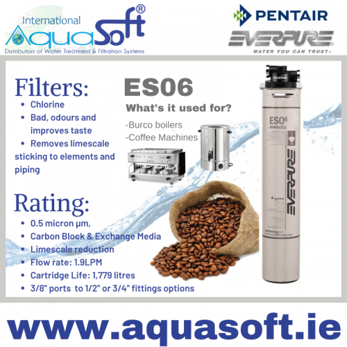Everpure® ES06 Water Filter System