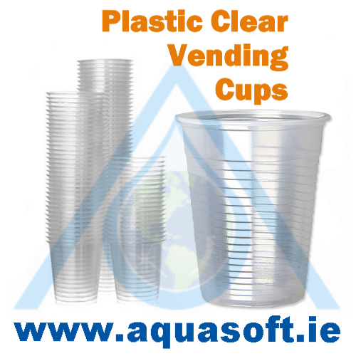 Plastic Vending Cups Water Cooler - QTY 2000