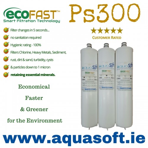 EcoFAST™ Ps300 Quick-Connect | Filter Set
