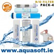 6 Stage Reverse Osmosis Filter - Pack 4