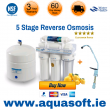 Reverse Osmosis 5 stage Filtration System