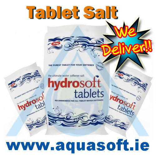 Hydrosoft™ Water Softener Salt - (25 KG) Bag