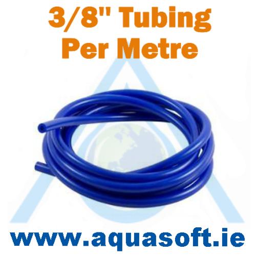 John Guest® 3/8'' OD Blue Tubing Per Metre
